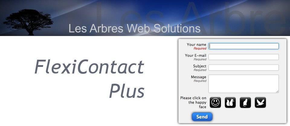 Flexi_Contact_Plus_ تماس با ما پیشرفته Perfect Ajax Popup Contact Form - گلچین آنلاین