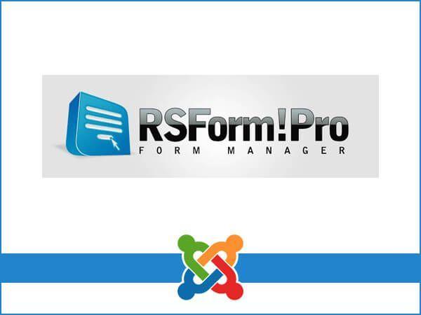Joomla-RSForm-Pro فرم تماس و فرمساز حرفه ای JSN UniForm PRO  - گلچین آنلاین