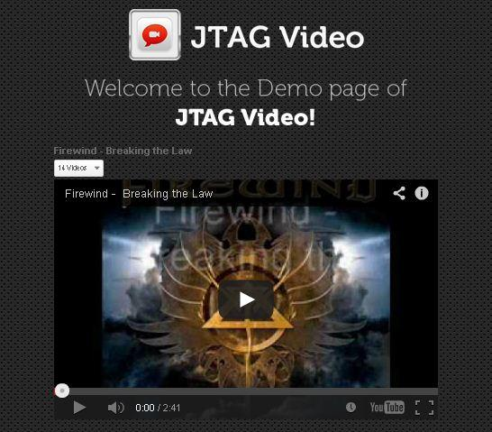 Jtag Video 1 83 Joomla Video Manager Extension
