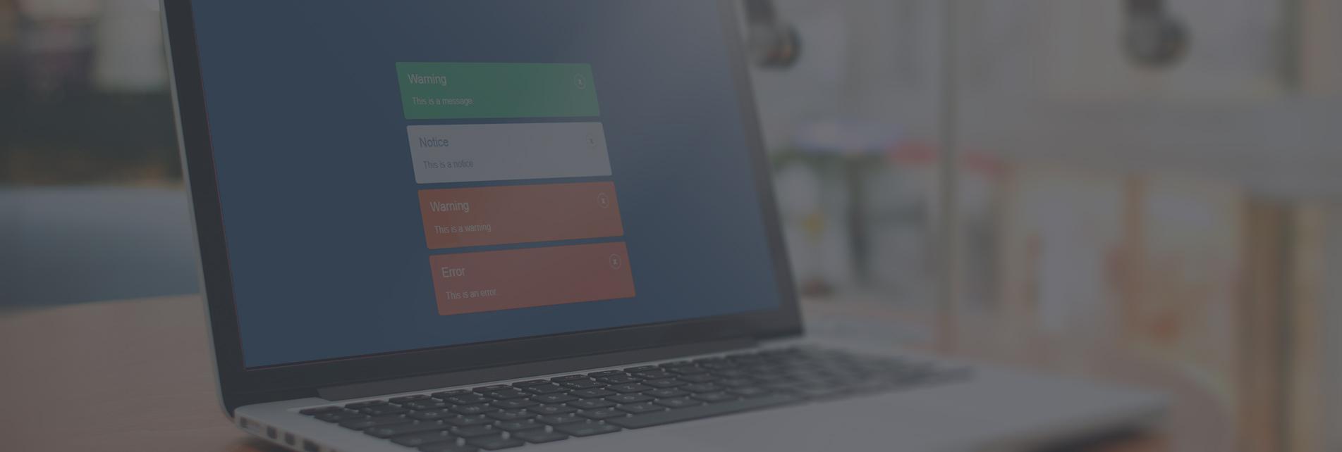 minitek-system-messages تغییر آیکون های مدیریت جوملا با QuickIcons  - گلچین آنلاین