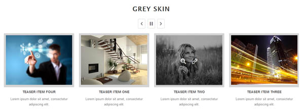 unitshowbiz گالری زیبا عکس و فیلم جوملا با  joomlaxtc Grid Gallery - گلچین آنلاین