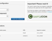 thumb_1246_42c33ee0004eebaf985337e167238da1 گلچین آنلاین - انتقال مطالب از وردپرس و دروپال به جوملا CMigrator همراه با آموزش