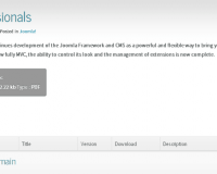 thumb_1257_2f649e5e01cc2499853c365855d81b32 کامپوننت مدیریت فایل و دانلود Dropfiles جوملا - گلچین آنلاین