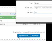 thumb_1257_fa9a827e1a5b2dfc0a10693cb9b49a81 گلچین آنلاین - کامپوننت مدیریت فایل و دانلود Dropfiles جوملا