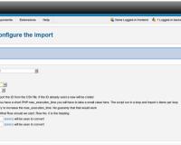 thumb_1261_7ae24c28dc894000d665245fc34a6e62 گلچین آنلاین - گرفتن خروجی و وارد کردن مطالب در k2 با Import for K2