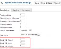 thumb_1281_0a693a26305ca7a324a747eb8ee319be گلچین آنلاین - نمایش نتایج مسابقات با Sports Predictions