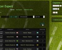 thumb_1281_88e7089a8723e7631d9414a60e35c262 نمایش نتایج مسابقات با Sports Predictions - گلچین آنلاین