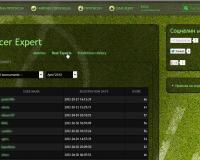 thumb_1281_cf634dc4b783ccbef00315fd782e4b6e گلچین آنلاین - نمایش نتایج مسابقات با Sports Predictions