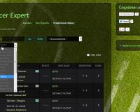 thumb_1281_f60d63a6269d7eb16c9346f05fb82f5c نمایش نتایج مسابقات با Sports Predictions - گلچین آنلاین