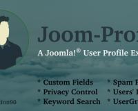 thumb_1312_18b2aa96ac4d6275548589f0812e09f6 گلچین آنلاین - ساخت پروفایل عکس دار برای کاربران با Joom Profile