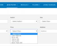 thumb_1334_cea6fc0431b2231b5f43f29eceabe40b گلچین آنلاین - جستجوی پیشرفته K2 با JA K2 Filter and Search