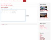 thumb_1346_db6648ca67a2fac1476fb0e0bf351605 گلچین آنلاین - ساخت سایتی شبیه به یوتیوب با MijoVideos