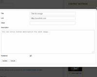 thumb_1347_142dc052e7ad66123f01d0805cb4f9c5 گلچین آنلاین - نمایش اخبار و مطالب با اسلایدشو  JU Content Slider