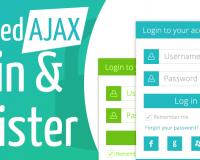 thumb_895_d0bc968d132646b486e421a98a35548e ورود و ثبت نام پیشرفته جوملا Improved AJAX Login and Register  - گلچین آنلاین