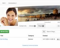 thumb_951_bce2789908a869ae496e0aa957f3411a گلچین آنلاین - کامپوننت ساخت شبکه های اجتماعی Community Builder Pro