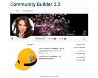 thumb_951_d831fd2405db2e40df31a1ab7bc716a5 گلچین آنلاین - کامپوننت ساخت شبکه های اجتماعی Community Builder Pro