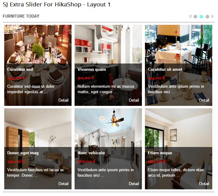 1layout1(1) آخرین نسخه فروشگاه ساز هیکاشاپ HikaShop Business  - گلچین آنلاین