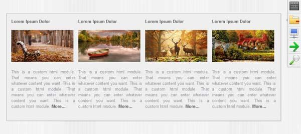 58a1b0c2817bf_ منوی موبایلی جوملا JF Mobile Menu Pro فارسی - گلچین آنلاین