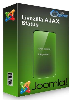 Livezilla_AJAX_Status(1) دانلود رایگان سیستم چت و پشتیبانی آنلاین جوملا Chatnow - گلچین آنلاین