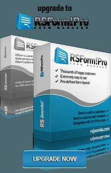 RSForm فرم ساز فارسی و شمسی جوملا Balbooa Forms PRO  - گلچین آنلاین