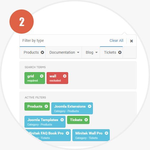 details2 ماژول جستجو پیشرفته مطالب K2 برای جوملا YJ Filter for K2 - گلچین آنلاین