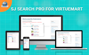 Sj Search Pro For Virtuemart
