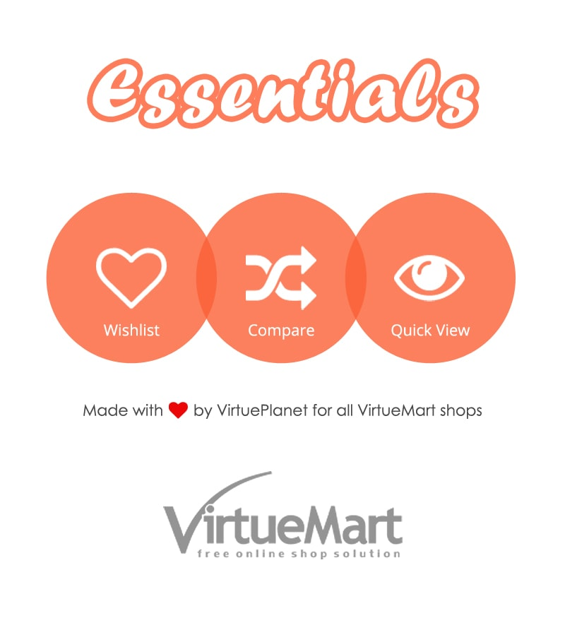 virtuemart-essentials آسان خرید ویرچومارت VP One Page Checkout - گلچین آنلاین